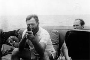 Ernest_Hemingway_Aboard_the_Pilar_1935