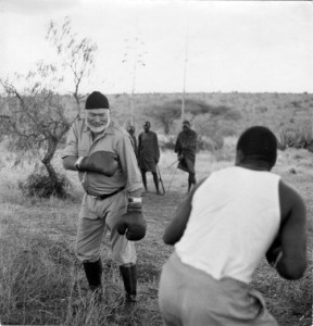 Photos Of Ernest Hemingway Partying (9)