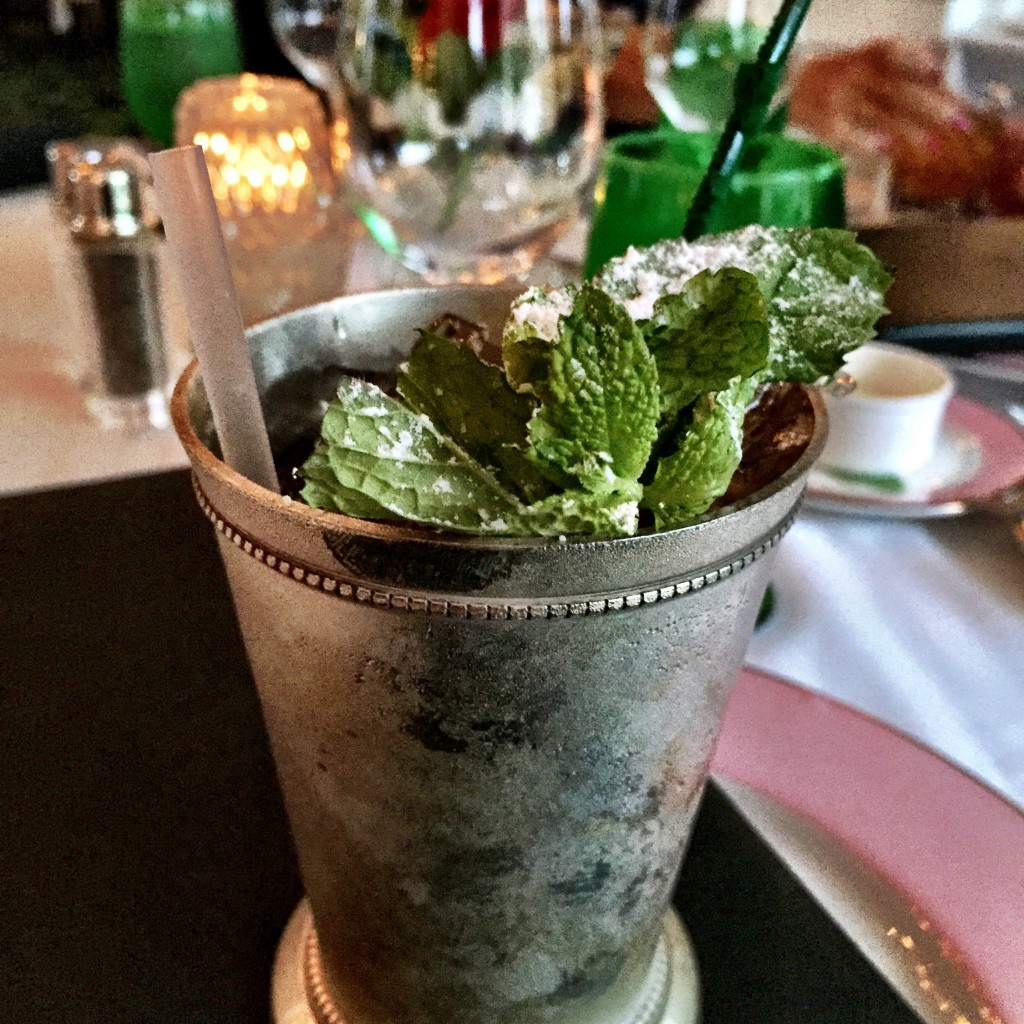 1808 Julep...Maybe they read my julep post...