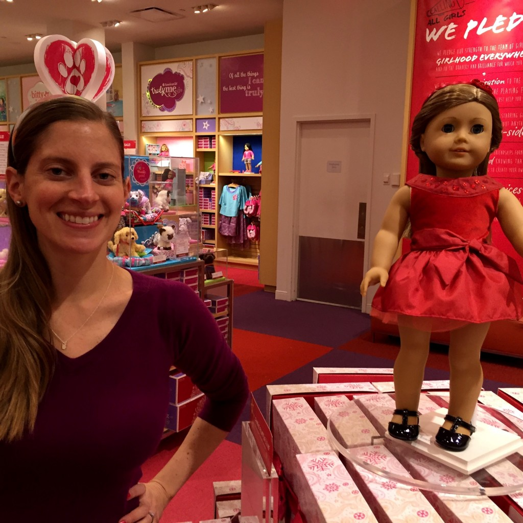 HB and American Girl HB