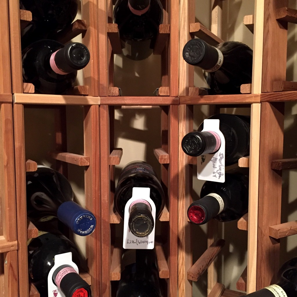 Picking out an I-talian wine