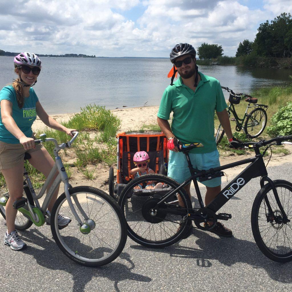 Eastern Shore Bike Trip '16