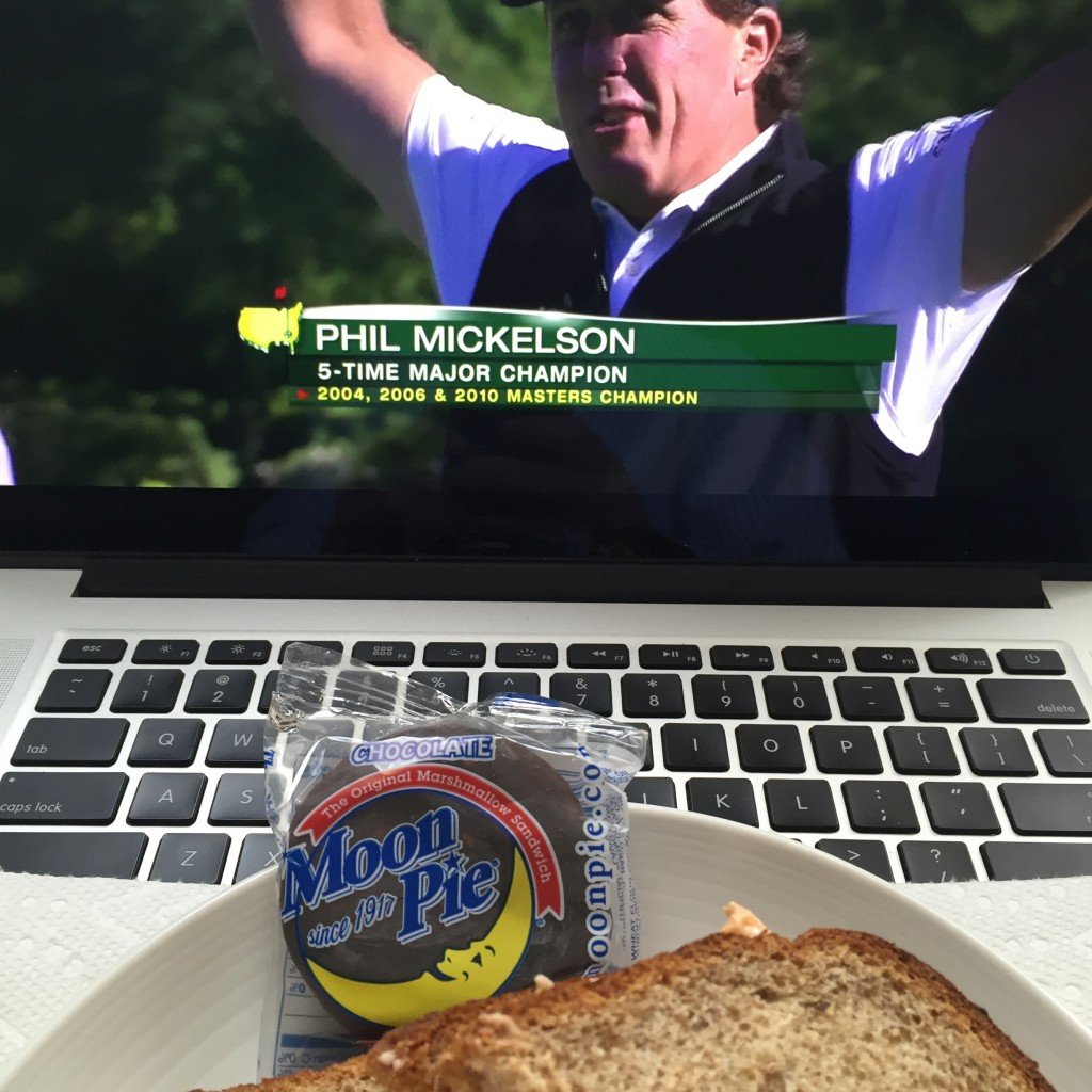 Masters lunch